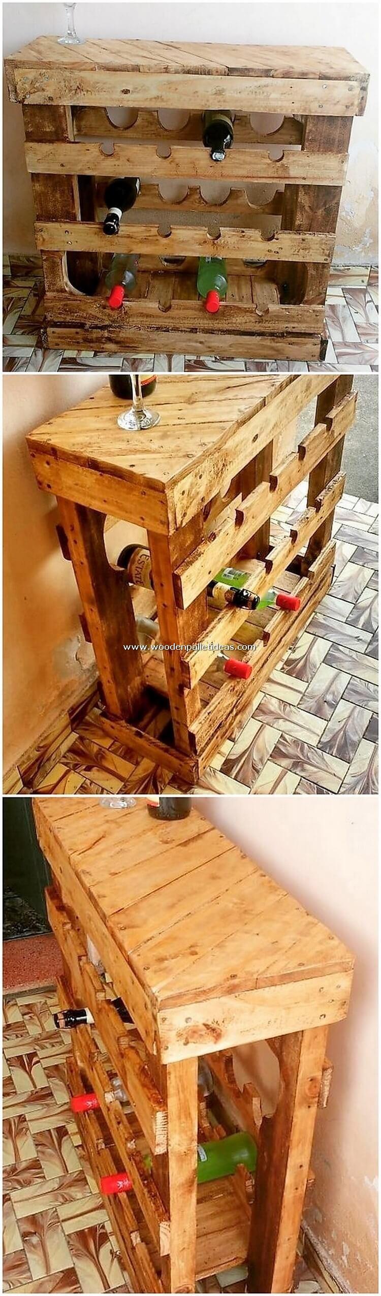 Pallet-Wine-Rack-Table