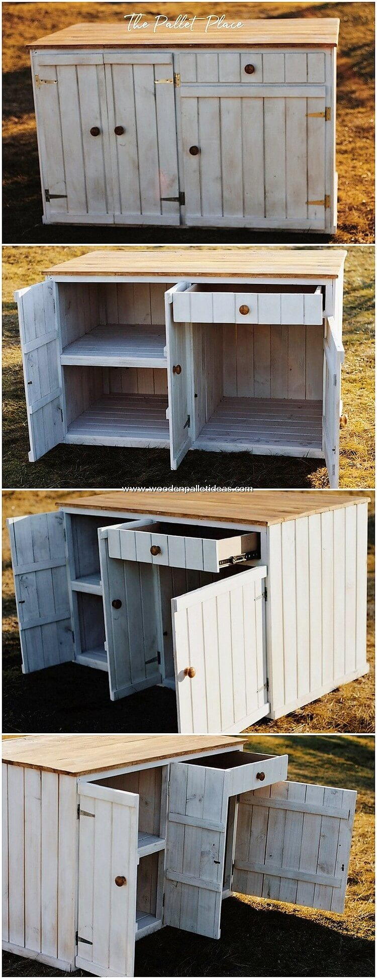 Pallet-Wood-Cabinet