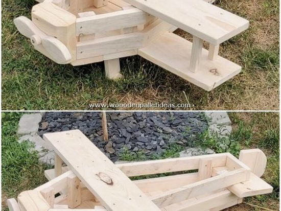 Admirable DIY Creations Made with Old Pallets