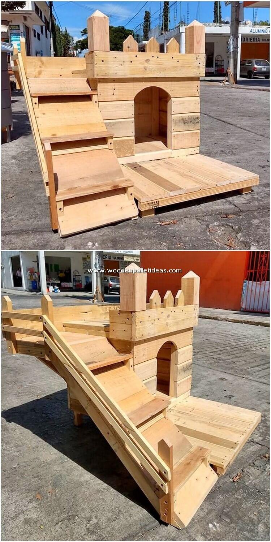 Wood-Pallet-Pet-House