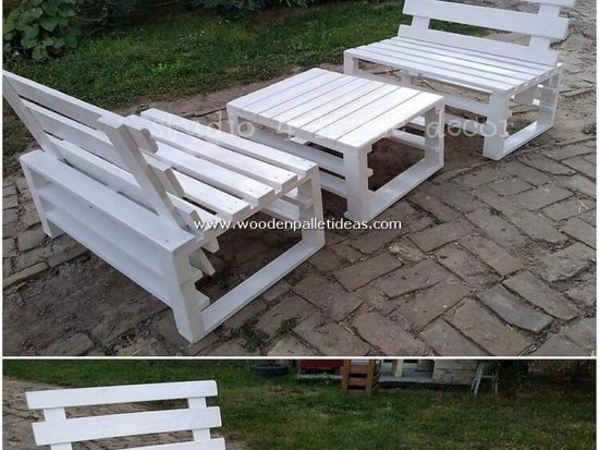 Unbelievable DIY Projects Made Out of Wooden Pallets
