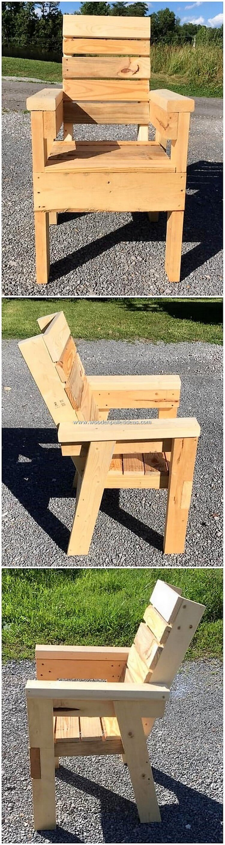 Pallet-Chair