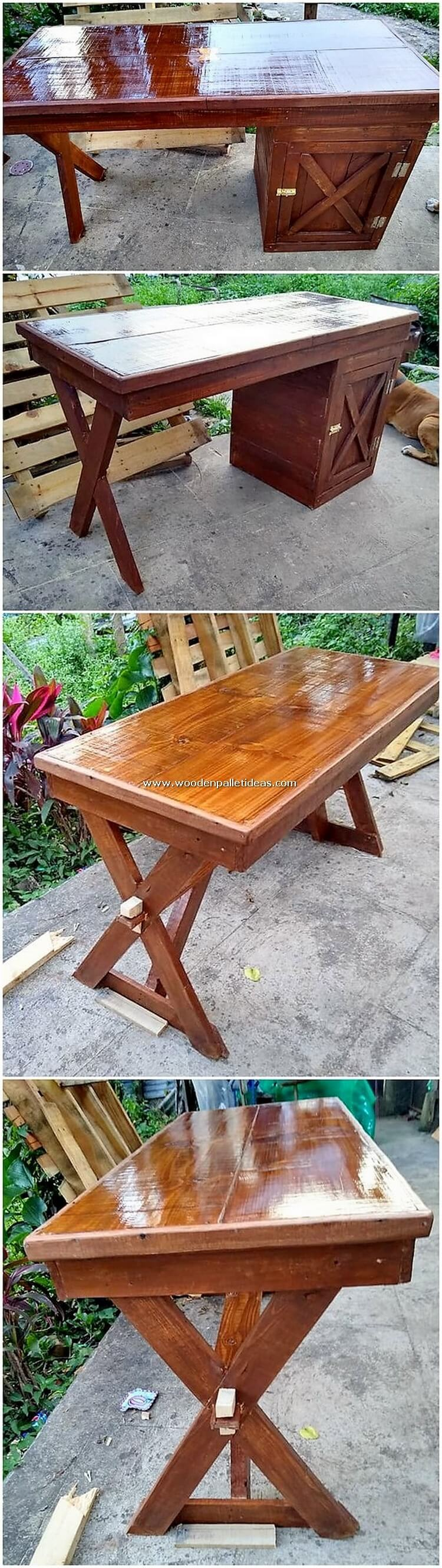 Pallet-Desk-TAble