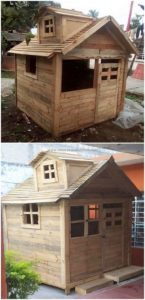 Pallet-House