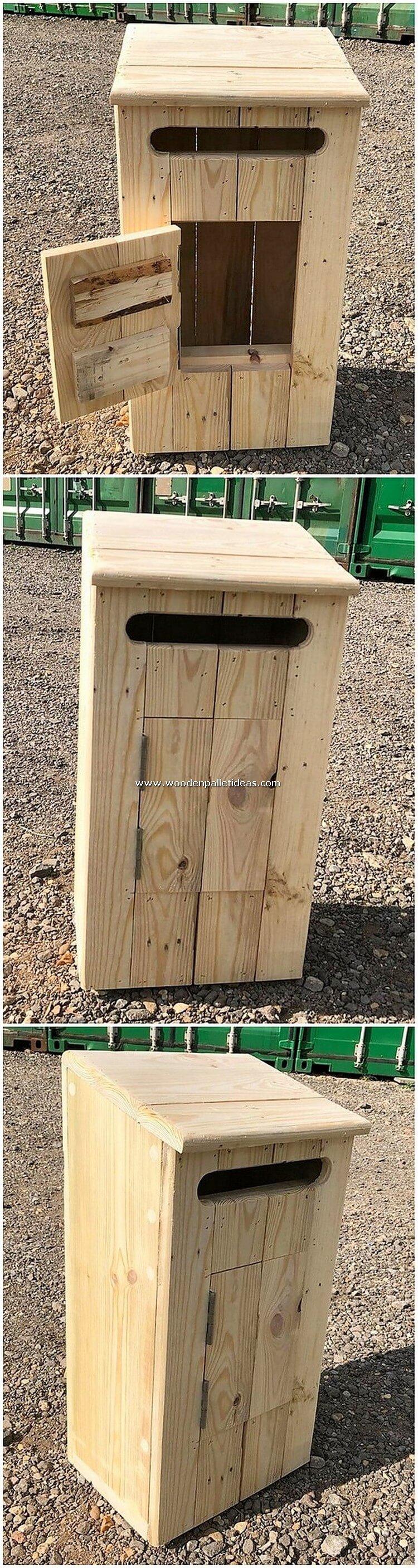 Pallet-Mailbox