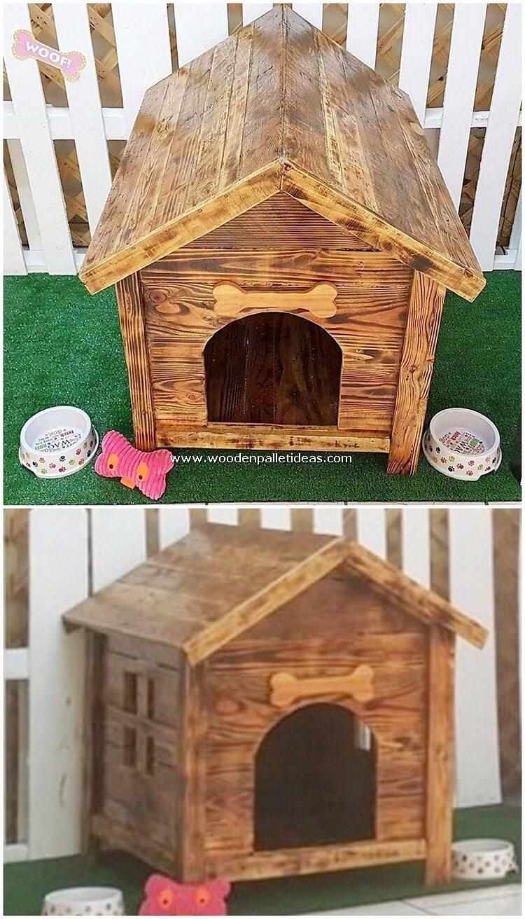Pallet-Pet-House
