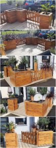 Pallet-Planters-with-Fence