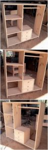 Pallet-Shelving-Unit-with-Drawer