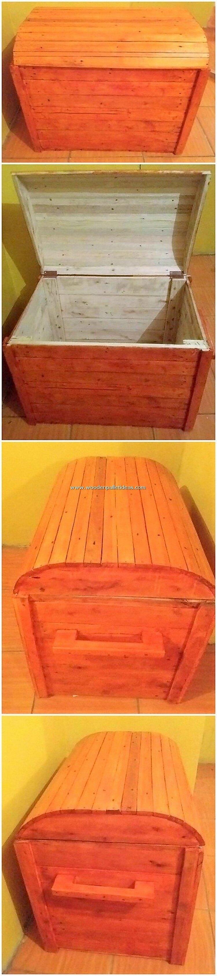 Pallet-Storage-Box