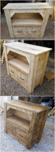 Pallet-Wood-Cabinet-with-Drawers
