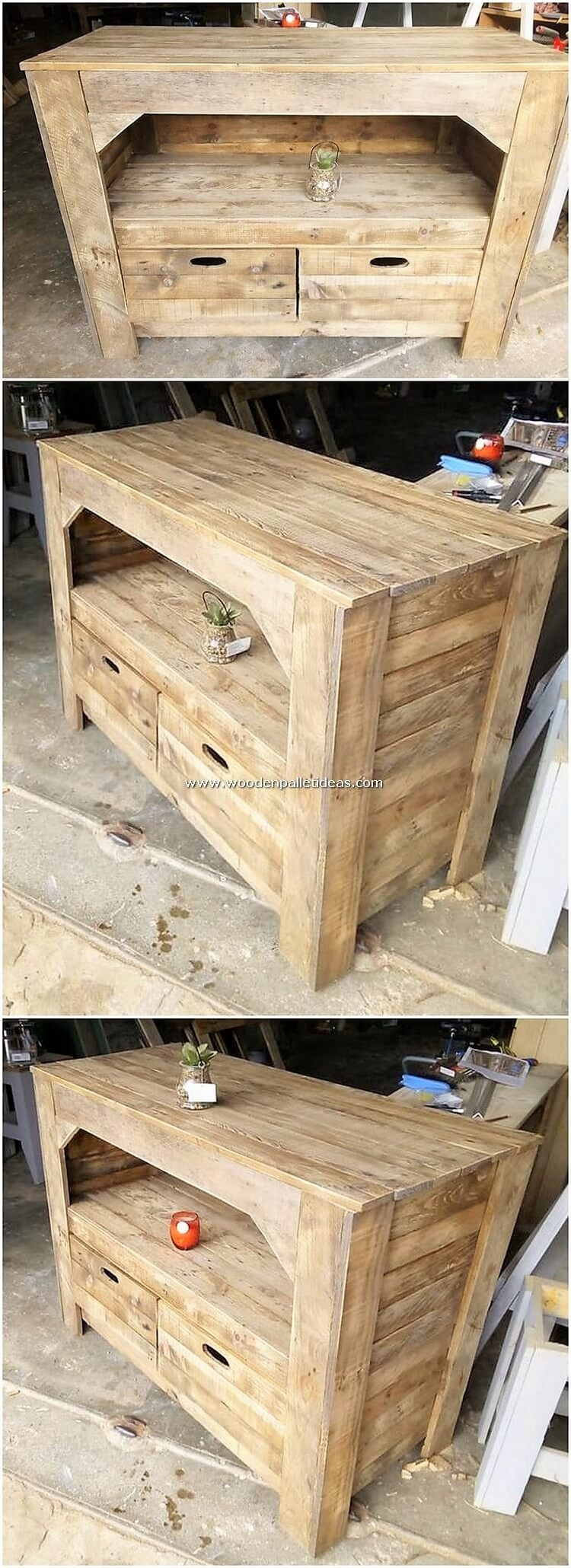 Recycled-Pallet-Cabinet