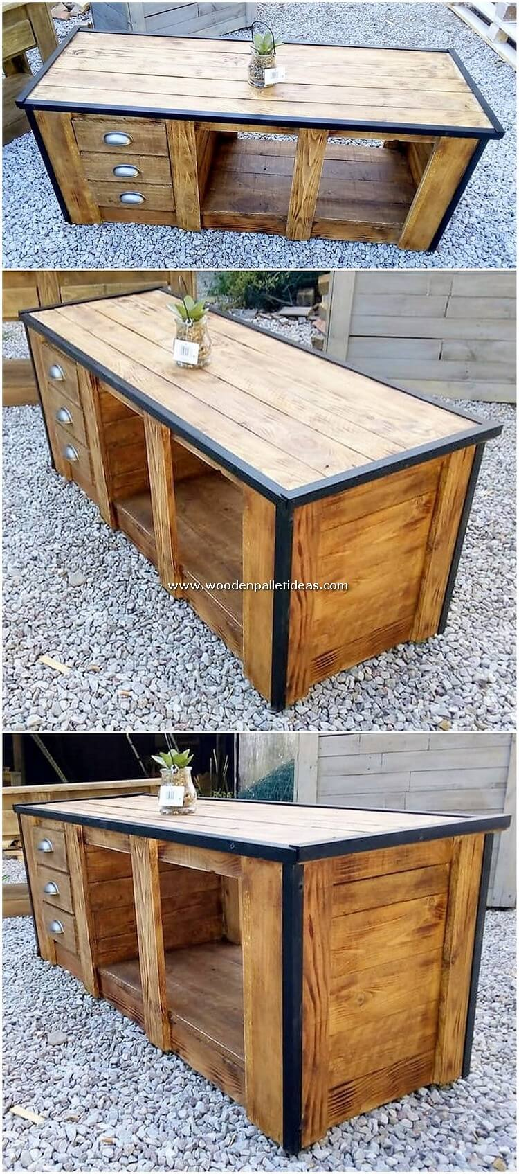 Wooden-Pallet-Cabinet