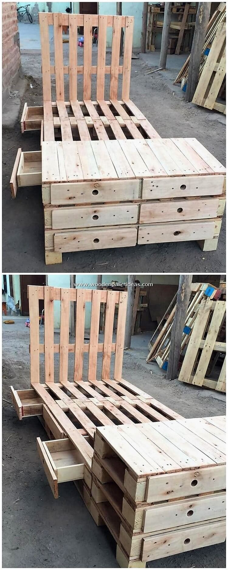 Pallet-Bed-with-Drawers