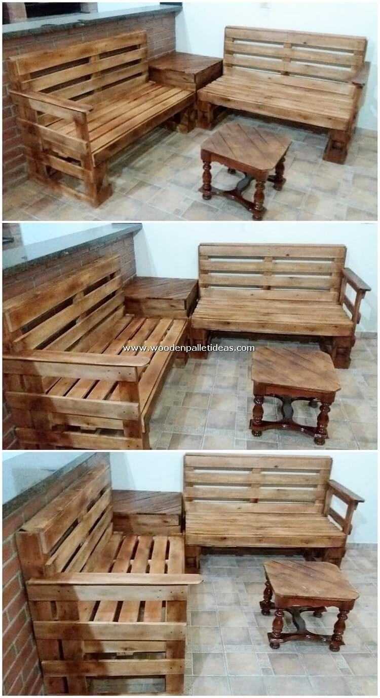 Pallet-Benches-and-Table-1