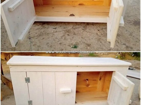 Impossible Creations You Can Possible with Old Pallets