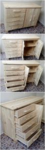 Pallet-Cabinet-with-Chest-of-Drawers