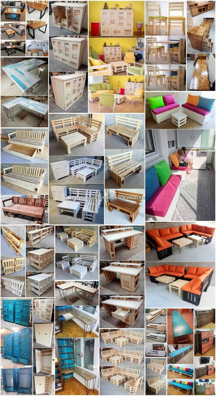 Attractive-DIY-Recycled-Shipping-Pallet-Wood-Projects