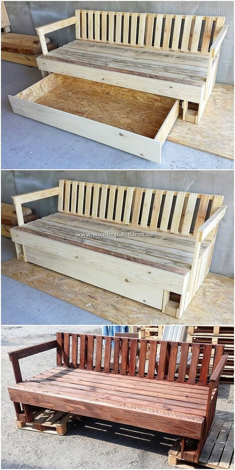 Pallet-Bench-with-Drawer