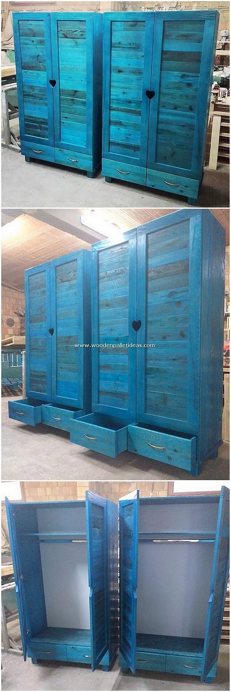 Pallet-Cabinets