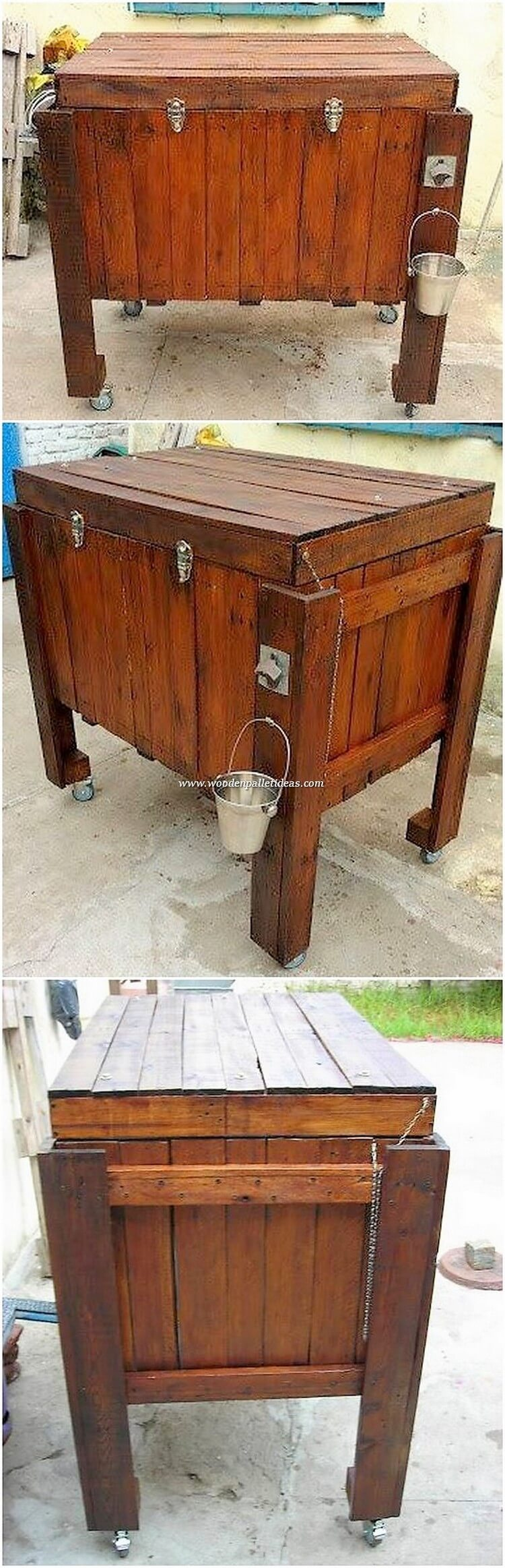Pallet-Cooler-on-Wheels