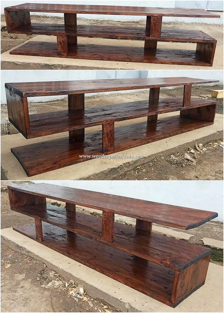 Pallet-Media-Table