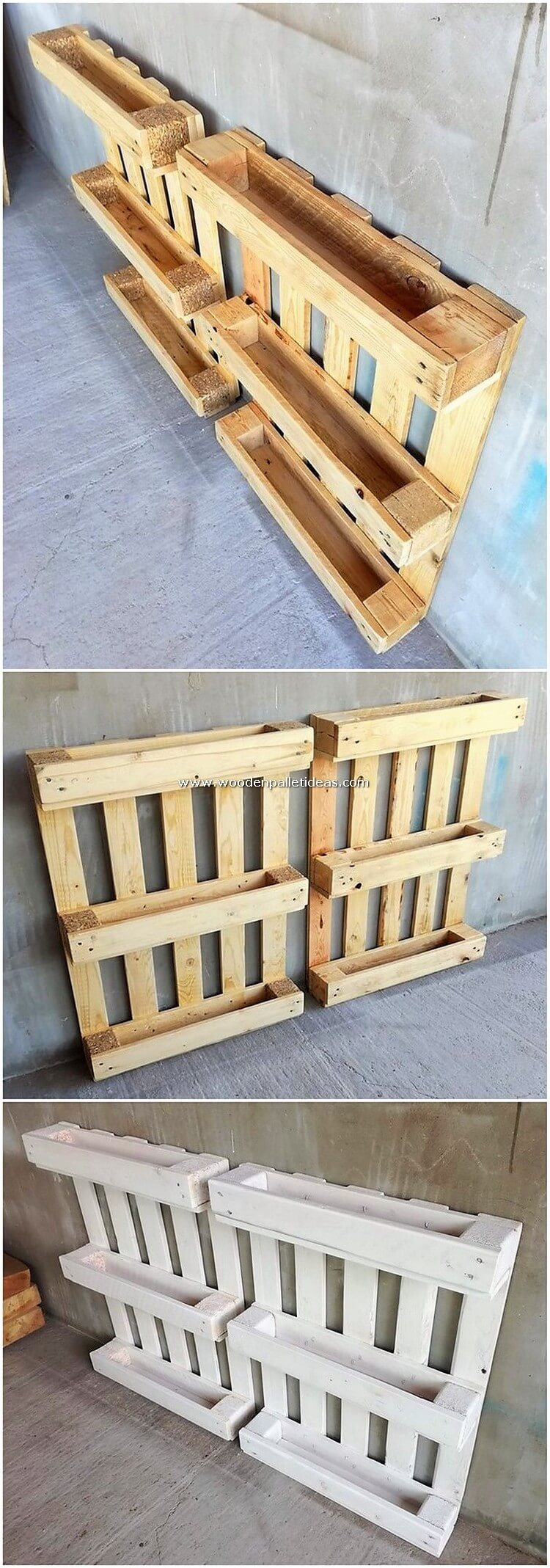 Pallet-Shelving-Stands