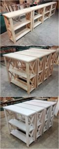 Pallet-Shelving-Tables