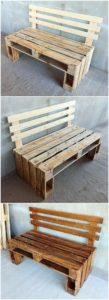 Pallet-Wood-Bench
