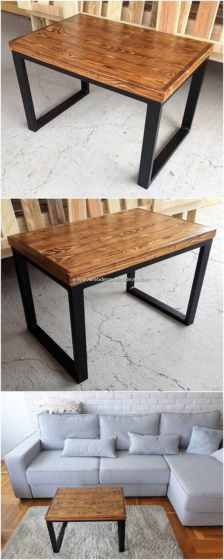 Pallet-Wood-Coffee-Table