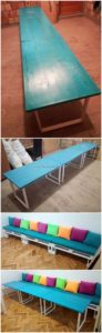 Pallet-Wood-Couch-and-Table